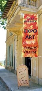 Exposition Villa Barbary OSCARR 2006