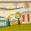 Fresque ERDF à Carros - 3