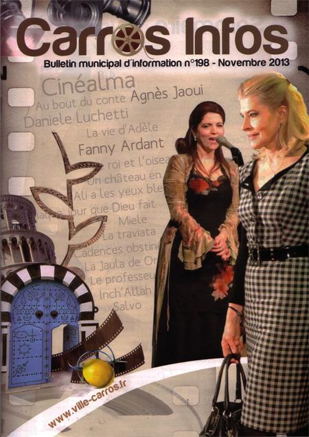 Cinealma 2013 à Carros