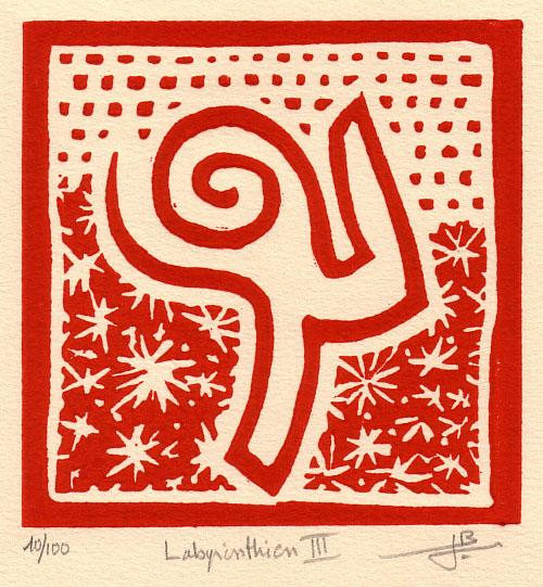 """Labyrinthien : """"Il existe toujours un chemin qui mène au coeur de l'homme"""" Lionel Bascoulard"""