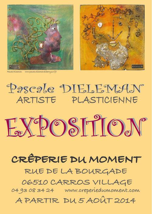 AFFICHE Pascale blog