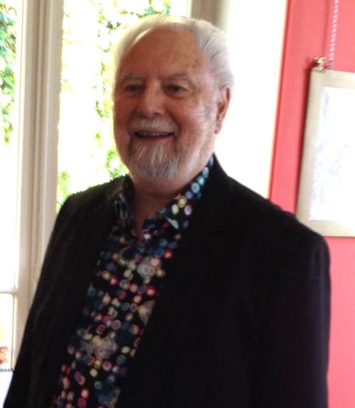 André Appert, Vice Président et responsable de l'Artothèque et collectif d'Oscarr